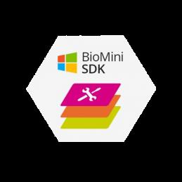 Pachet software BioMini SDK