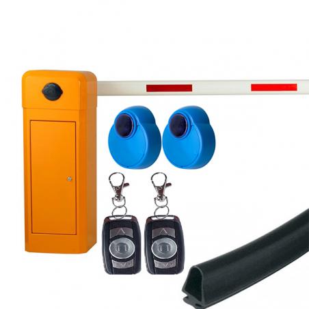 Kit bariera acces auto - brat 3 metri  - KIT-BA3