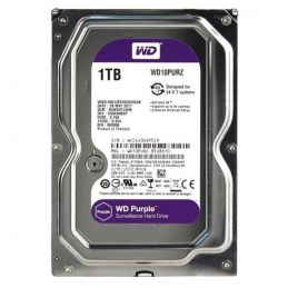 HARD DISK WD10PURZ-1 WESTERN DIGITAL HDD 1 TB