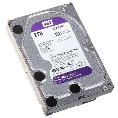 HARD DISK WD10PURZ-2 WESTERN DIGITAL HDD 2 TB