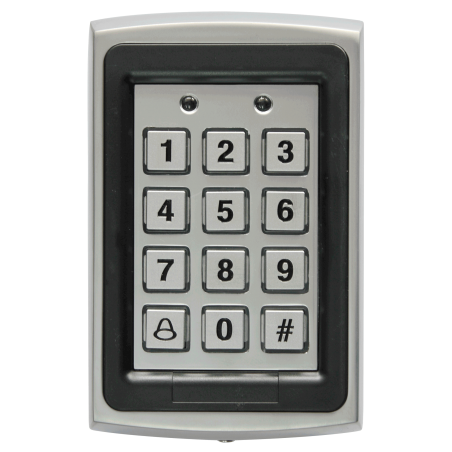 Controler acces cu tastatura si cititor card SESAM SAC 101