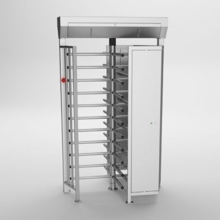 Turnichet vertical full height stadion BA3-1-S