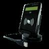 Cititor/Inscriptor de smart carduri NFC cu LCD ACR1222L