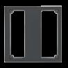 Cititor RFID extern, distanta medie - ZKTeco YK-08X-ID(34)
