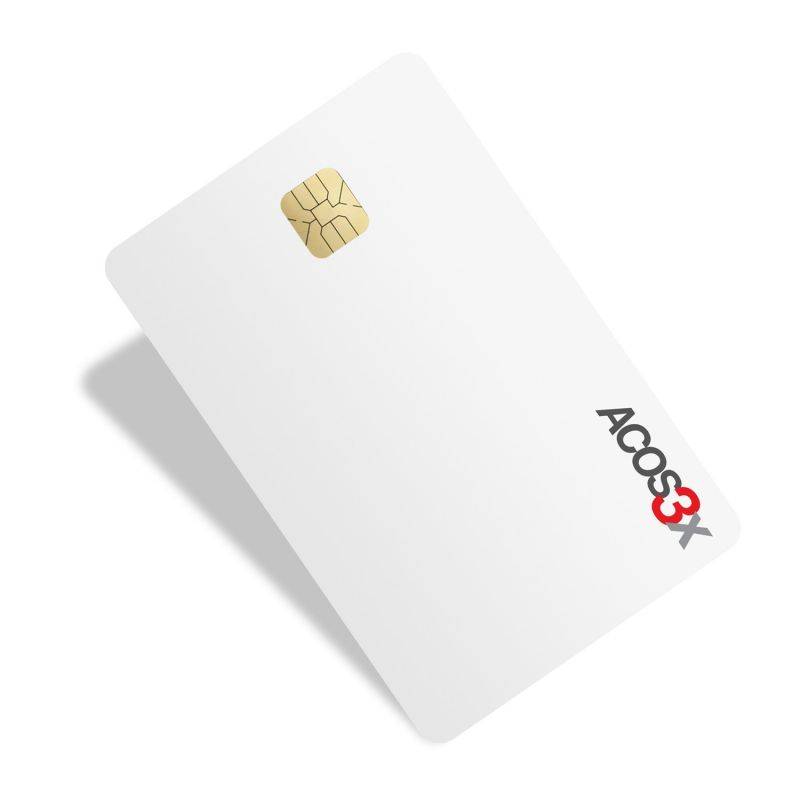 ACOS3x Card cu microprocesor