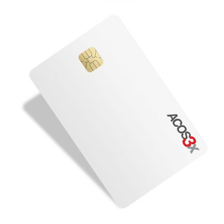 Card cu microprocesor ACOS3x