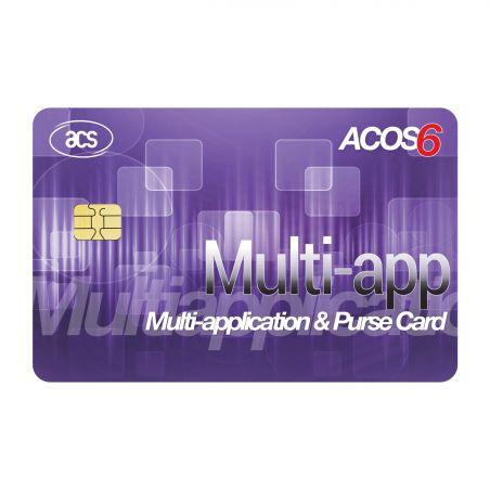 ACOS6 Card contact - multiaplicatie/e-Purse