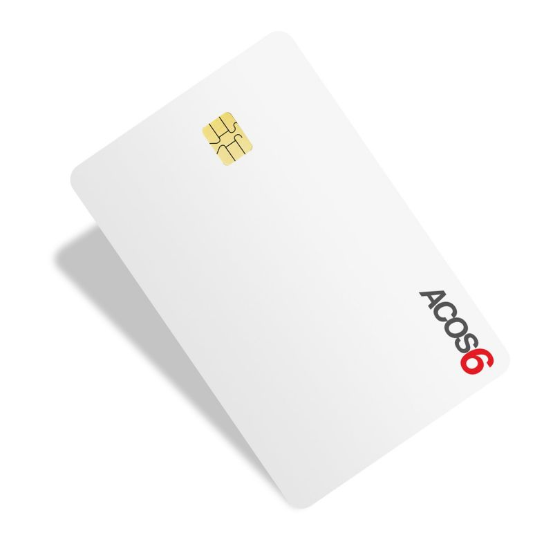 ACOS6-SAM Card contact cu modul de acces securizat