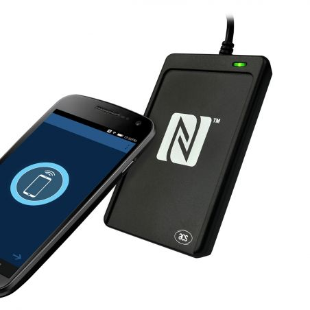 Cititor NFC III, interfata USB, model desktop