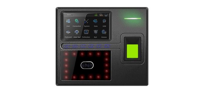 Importanta biometriei la sisteme profesionale de control acces